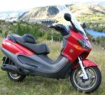 Huatian_scooter