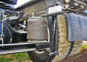 pnevmopodveska