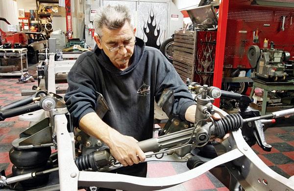 Рулевые рейки и их ремонт