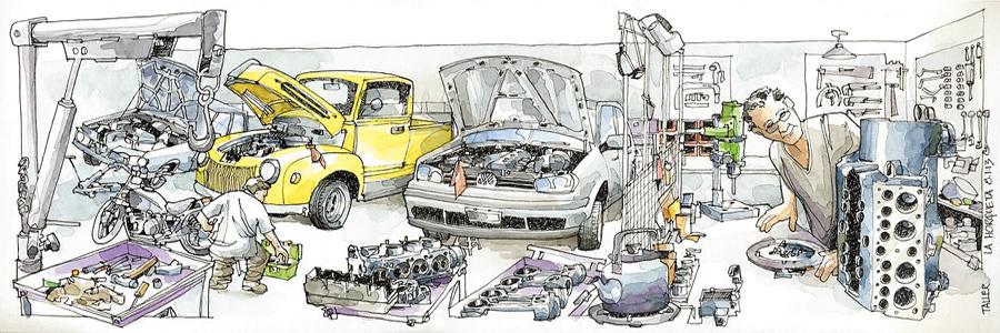 Устройство и ремонт автомобиля