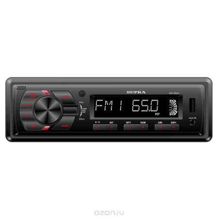 Купить Supra SFD-1015U, Black автомагнитола MP3