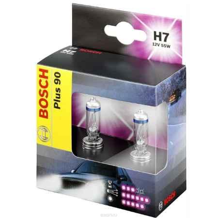 Купить Лампа Bosch Н-7 Plus 90 (2шт.)
