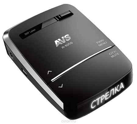 Купить AVS R-920S, Black радар-детектор