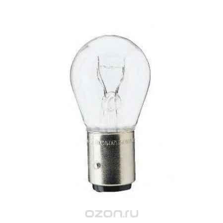 Купить Сигнальная автомобильная лампа Philips P21/4W 12V-21/4W (BAZ15d) (блистер 2шт.). 12594B2 (бл.)