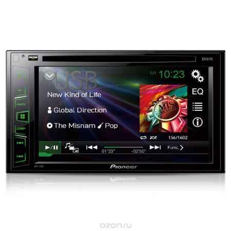 Купить Pioneer AVH-170G автомагнитола CD/DVD