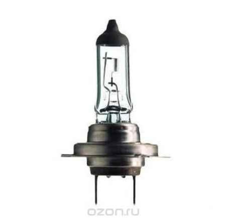 Купить Галогенная автомобильная лампа Philips H7 12V- 55W (PX26d) ( +30% света) Vision (Premium) блистер (1шт.). 12972PRB1 (бл.)