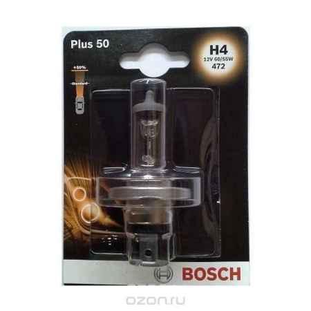 Купить Лампа Bosch Н-4 Plus 60 60/55Вт