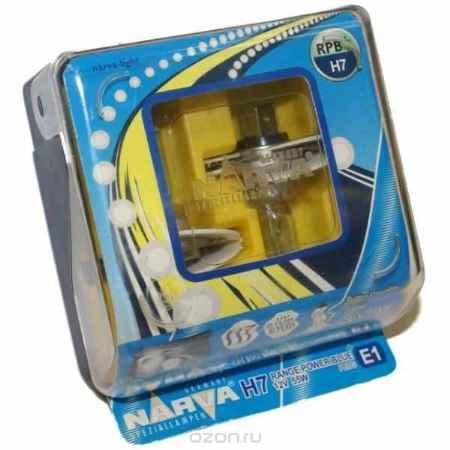 Купить Лампа автомобильная Narva H7 12V- 55W (PX26d) RPB (к.уп 2шт) 48638 (ку.2)