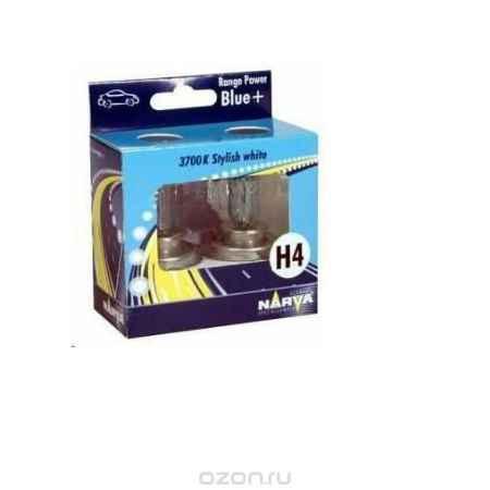 Купить Лампа автомобильная H4 12V- 60/55W (P43t) RPB (к.уп 2шт) (Narva). 48677 (ку.2)