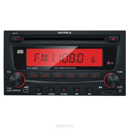 Купить Supra SCD-B509U, Black автомагнитола CD/MP3