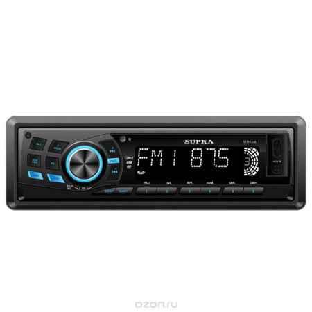 Купить Supra SFD-108U, Black автомагнитола MP3