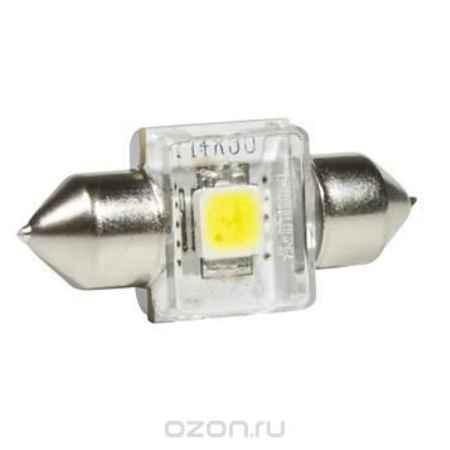 Купить Сигнальная автомобильная лампа Philips Fest T14 12V- 1W (SV8,5-30/11) LED 6000K (к.уп.1шт.). 129416000KX1