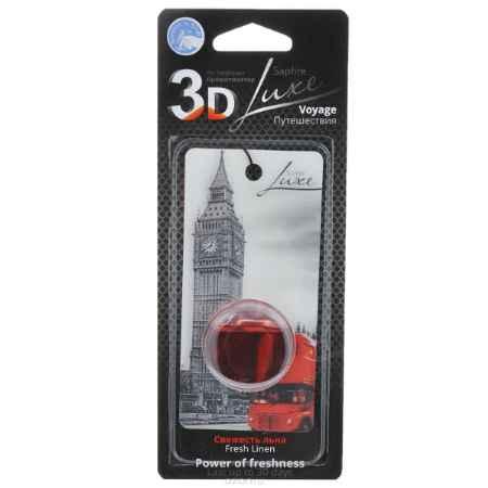 Купить Ароматизатор для салона автомобиля 3D Sapfire
