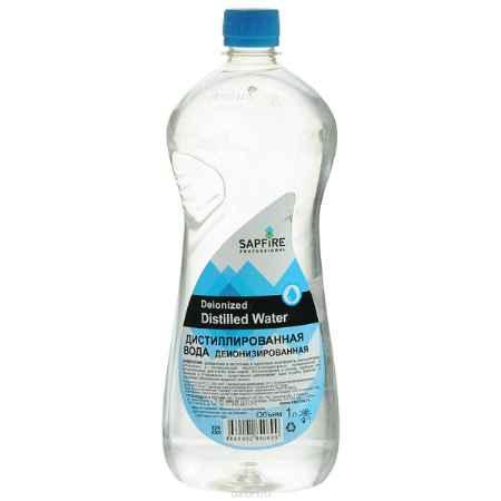 Купить Вода дистиллированная деионизированная Sapfire, 1 л