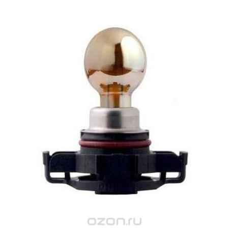 Купить Сигнальная автомобильная лампа PSY24W 12V- 24W (PG20/4) (серебристый дизайн) HiPerVision Silver Vision. 12180SV+C1