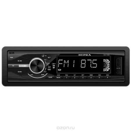 Купить Supra SFD-110U, Black автомагнитола MP3