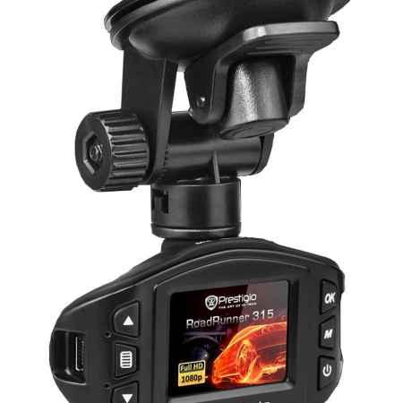 Купить Prestigio RoadRunner 315, Black видеорегистратор