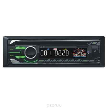 Купить Rolsen RCR-450, Green автомагнитола CD/DVD