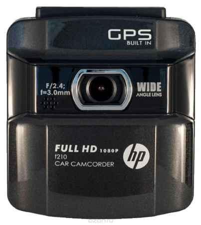 Купить HP f210b, Black видеорегистратор