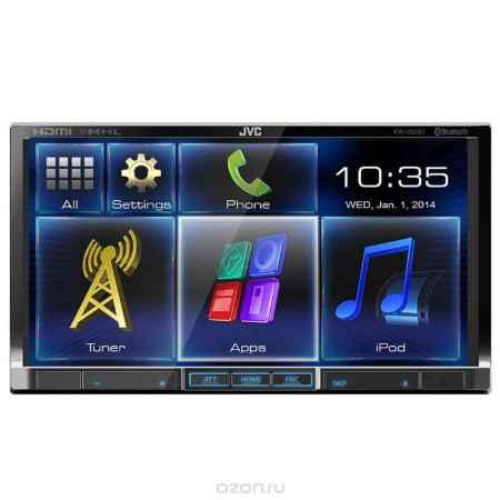 Купить JVC KW-V50BTEE автомагнитола CD/DVD