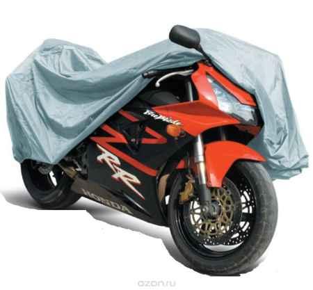 Купить Защитный чехол-тент на мотоцикл