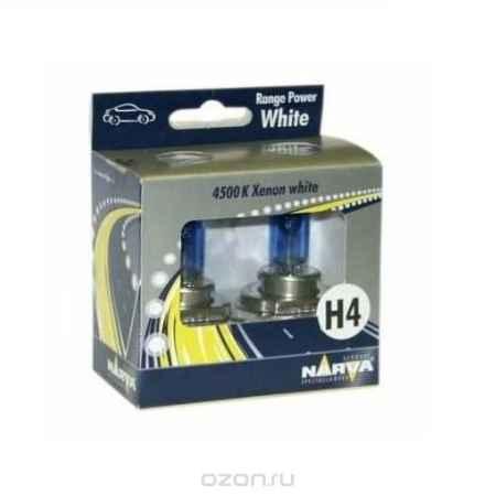 Купить Лампа автомобильная H4 12V-100/90W (P43t) RPW (к.уп 2шт) (Narva). 48688 (ку.2)