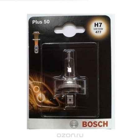 Купить Лампа Bosch Н-7 Plus 50, 55Вт