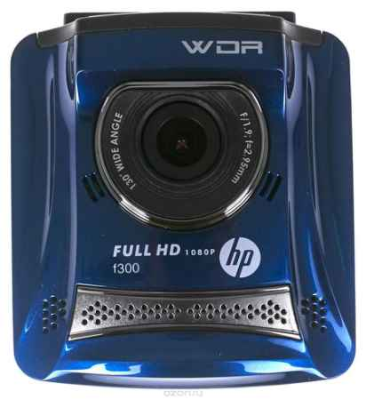 Купить HP f300, Blue видеорегистратор