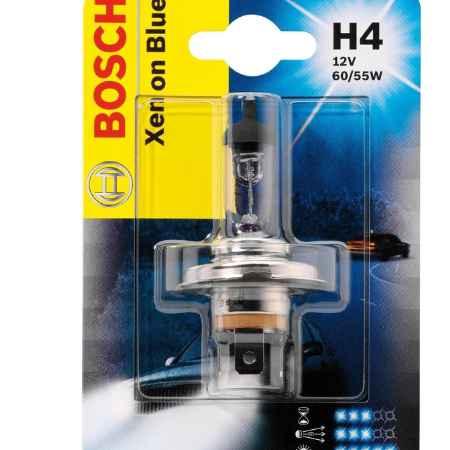 Купить Лампа Bosch Н-4 Xenon Blue 60/55Вт