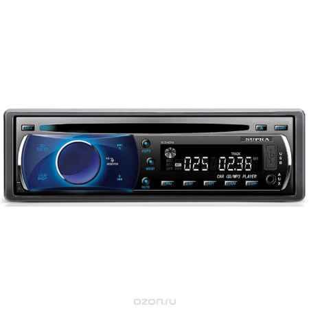 Купить Supra SCD-400U, Black автомагнитола CD/MP3