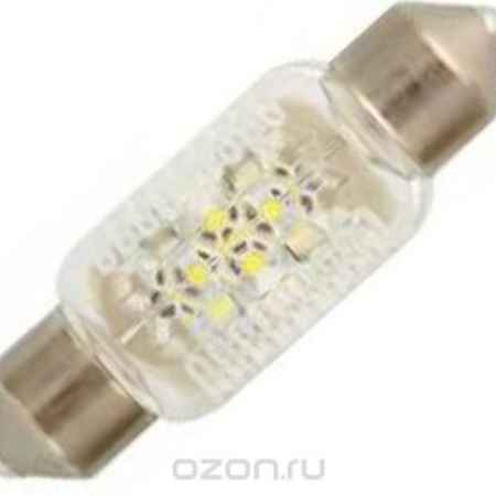 Купить Лампа автомобильная Fest T10,5 12V- 0,35W (SV8,5-38/11) LED 6000K (блистер 2шт.) (Narva). 18010 (бл.2)