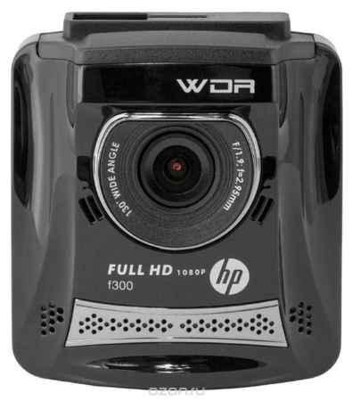 Купить HP f300, Black видеорегистратор