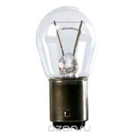 Купить Сигнальная автомобильная лампа Philips P21W 12V-21W (BA15s) (блистер 2шт.). 12498B2 (бл.)