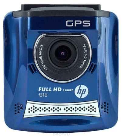 Купить HP f310, Blue видеорегистратор
