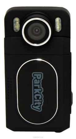 Купить ParkCity DVR HD 502, Black видеорегистратор
