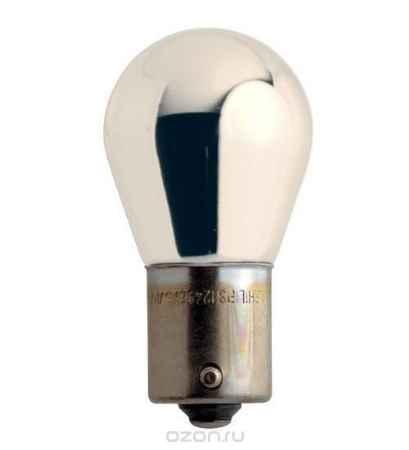 Купить Сигнальная автомобильная лампа Philips PY21W 12V-21W (BAU15s) (серебристый дизайн) Silver Vision (2шт.). 12496SVS2