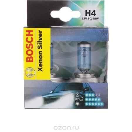 Купить Лампа Bosch Н-4 Xenon Silver 2шт.