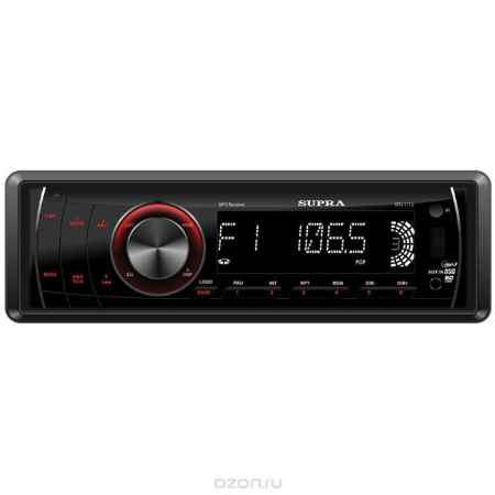 Купить Supra SFD-111U, Black автомагнитола MP3