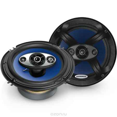 Купить Soundmax SM-CSC604 колонки автомобильные