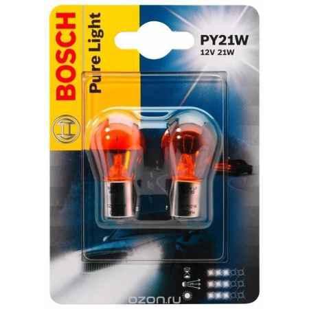 Купить Лампа Bosch PY21W 2шт