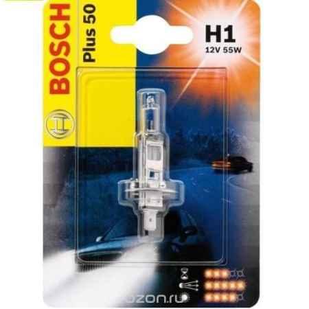 Купить Лампа Bosch Н-1 Plus 50, 55Вт