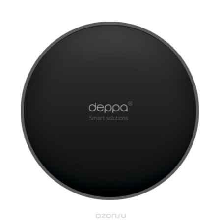 Купить Deppa Crab Disk, Black самоклеющийся диск для установки держателя на панель приборов