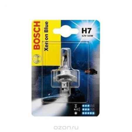 Купить Лампа Bosch Н-7 XENON SILVER блистер