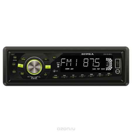Купить Supra SFD-1013DCU, Black автомагнитола MP3