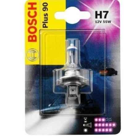 Купить Лампа Bosch Н-7 +90 блистер