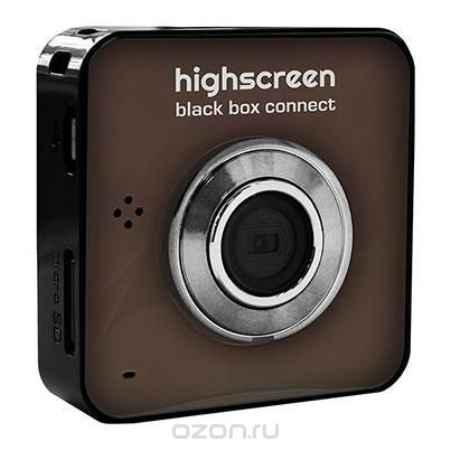 Купить Highscreen Black Box Connect видеорегистратор