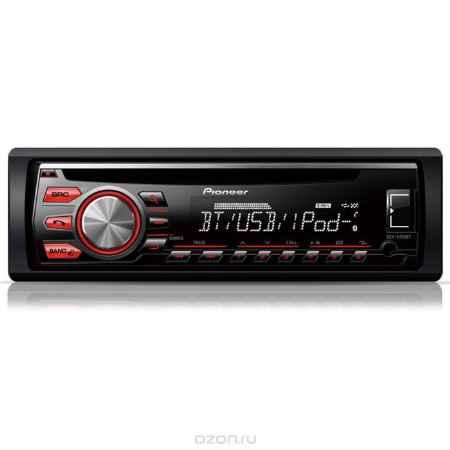 Купить Pioneer DEH-4700BT автомагнитола CD