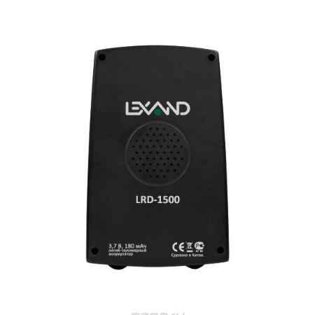 Купить Lexand LRD-1500, Black видеорегистратор