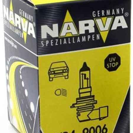 Купить Лампа автомобильная Narva HB4 12V- 55W (P22d) CO+ (к.уп 2шт) 48020 (ку.2)