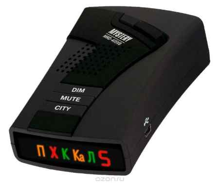 Купить Mystery MRD 405VS радар-детектор